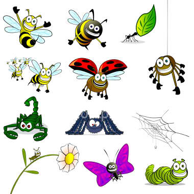 cartoon_insects
