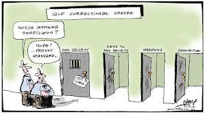prison lock up