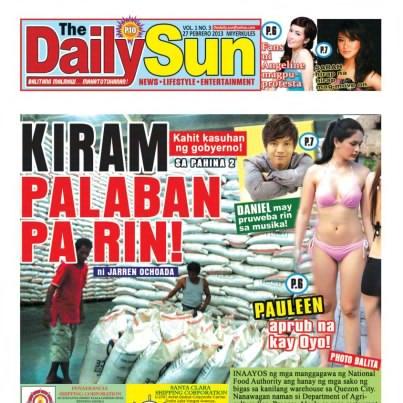 daily sun 2
