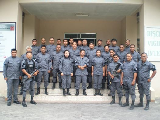 vjt and bdu troops