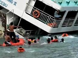 ferry sink