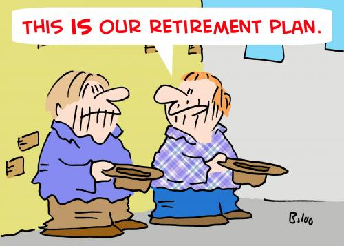 retirement plan b