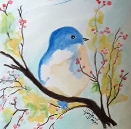 ART 25 bird