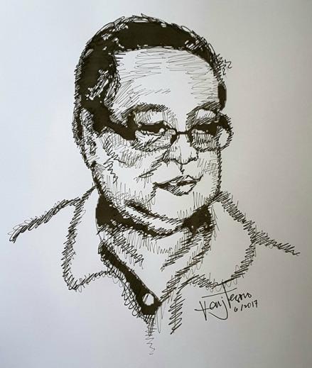 art 33 rudy d sketch