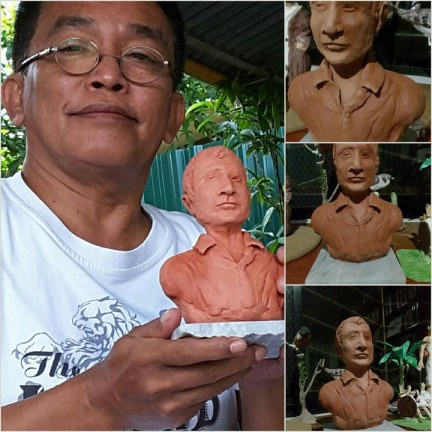 art 47 digong sculpture